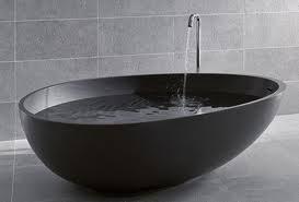 bathroom shower panel egg shaped bathtub