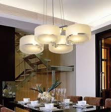 Dining Room Lights Uk Lights Contracted Italian Dining Room Acryl Chandelier Bedroom
