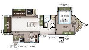 forest river flagstaff v lite 30wrliksv travel trailer floor plan