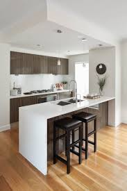 one wall kitchen with island designs one wall kitchen layout maple wood cool mint windham door ideas