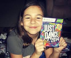 just dance 2014 is better than the newer ones dancing gift and toy
