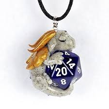 custom pendant design your own d20 pendant custom dice