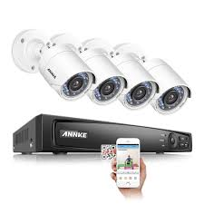 best black friday deals 2017 dvr annke 1080p security camera system h 264 8ch video dvr and 4