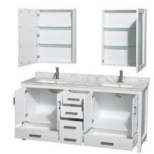 Vessel Sink Vanities Without Sink Bathrooms Design Adorna Inch Double Sink Bathroom Vanity Set