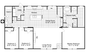 Triple Wide Modular Homes Floor Plans 100 2 Bedroom Modular Homes 30 Best Oswego Ii Images On