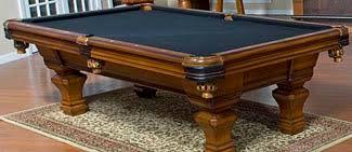 American Heritage Pool Tables Pool Tables Triangle Billiards