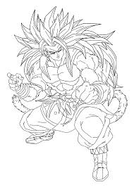 best cartoon dragon ball z coloring pages for kids womanmate com