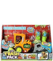 trash pack u0027trashies u0027 scum drum garbage game moose toys
