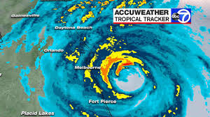 Orlando Crime Map by Hurricane Matthew Tracking Map From Accuweather Abc7ny Com