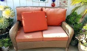outdoor furniture cushions replacement wicker cushions replacement