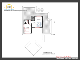 Floor Plans 2000 Sq Ft by Home Plan And Elevation 2000 Sq Ft Kerala Home Design And Floor