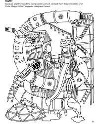 indie rock coloring book mgmt u0027s playground coloring pages