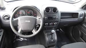 silver jeep patriot 2012 2010 jeep patriot silver stock l500352 interior youtube