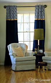 how to make curtains the easy way