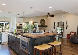 butcher block kitchen island breakfast bar for and decor within