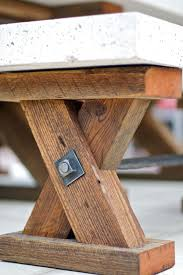 Rustic Patio Tables Dark Wood Patio Furniture Icamblog Rustic Table Vals From The