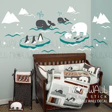 nursery baby wonderful arctic iceberg polar
