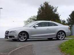 audi a5 coupe used used audi a5 2009 model 2 0 tdi quattro s diesel coupe silver for