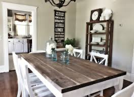 Rustic White Laminate Flooring Best Dining Room Table Fresh In Engaging Rustic Tables Calgary Cozy