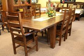 Amish Dining Tables Interesting Ideas Amish Dining Tables Superb Simply Amish