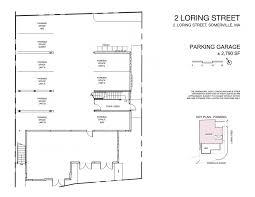 100 parking garage floor plan floor plans one west main
