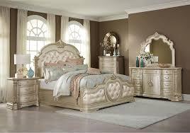 lacks monteria 4 pc queen bedroom set glamorous living