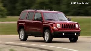 jeep patriot 2017 2017 jeep compass vs 2017 jeep patriot youtube