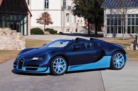 fastest bugatti bugatti veyron grand sport vitesse is fastest roadster ever