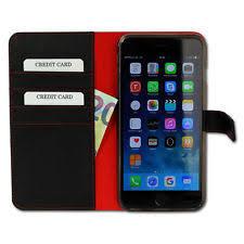 handyhã llen designen handyhülle kunstleder rot iphone 6 plus wallet drachenleder