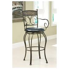 24 Inch Bar Stool With Back 24 Inch Stools Bemine Co