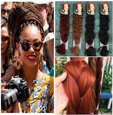 xpressions braiding hair box braids 30 synthetic hair dreadlocks kanekalon jumbo ultra braid hair