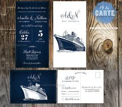 cruise wedding invitations cruise wedding invitations mcmhandbags org