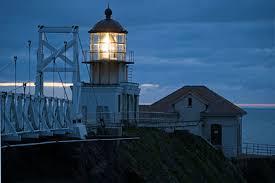 Lighthouse Light National Register 91001099 Point Bonita Light Station Historic