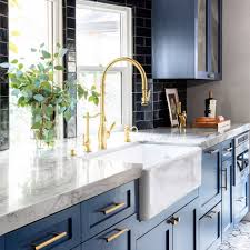 blue grey kitchen cabinets 7 kitchen trends that you should about laya decor