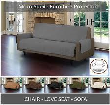 Armchair Protectors Covers Pet Furniture Protectors Ebay