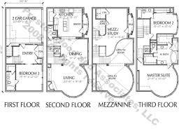 Scintillating Town House Plans Pictures Best Idea Home Design Building Plans Townhouses