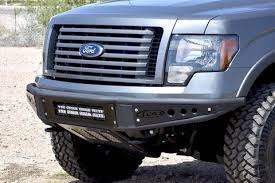 f150 bumper light bar 2011 2014 ford ecoboost f 150 venom front bumper with stealth