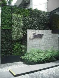 vertical garden with glass river wow pinterest vertical