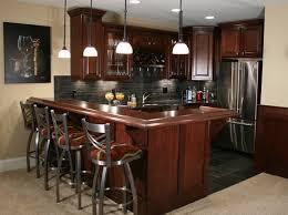 Kitchen And Bar Designs Basement Kitchen And Bar Ideas Home Bar Design