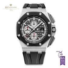 piguet royal oak offshore chronograph titanium ref 26400io oo