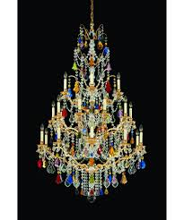 schonbek 5782 bordeaux 40 inch wide 25 light chandelier capitol