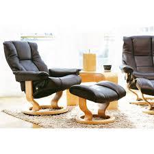 Stressless Recliner Chairs Reviews Stressless Mayfair Medium Recliner U0026 Ottoman From 2 595 00 By