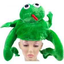 frog halloween costume jumping frog hat 23577gnao mardigrasoutlet com