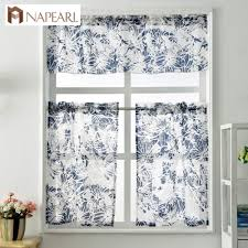 kitchen panel curtains promotion shop for promotional kitchen