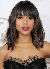 lob hairstyles with bangs gorgeous long bob hairstyles in 2018 cute lob cuts hairstylesco