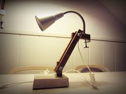 Diy Led Desk Lamp by Kvart Desk Lamp Industrial Lamp With Fas Variation Ikea