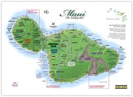 Kahului Airport Map Where Does Oprah Live On Maui Your Daily Dose Of Paradise With