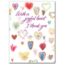 religious thank you cards a message of thankfulness with a religious thank you card
