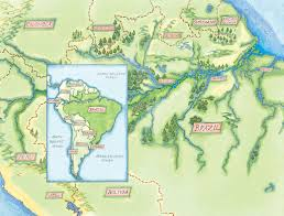 Amazon Maps Where Is U0027 Maps U2013 Illustrated Maps