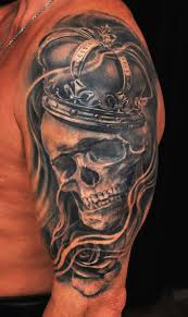 29 best skull and half sleeve images on